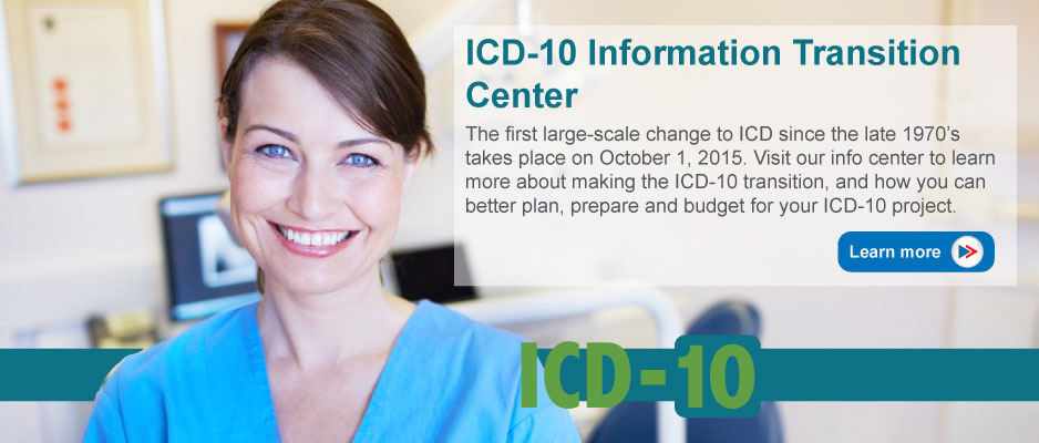 ICD-10 Transition Information center