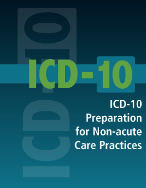 ICD-10 Preparation Whitepaper cover