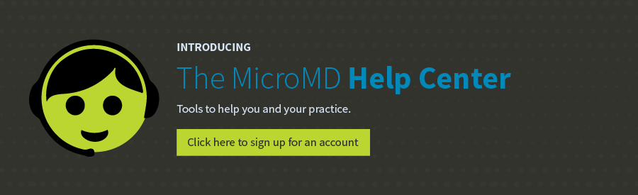MicroMD client support tiers