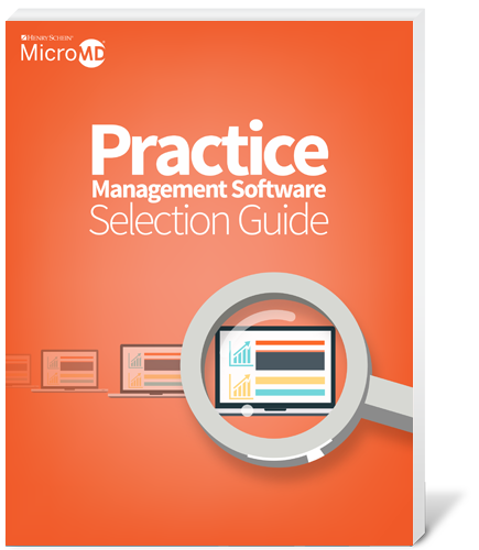 MicroMD PM Software Selection Guide