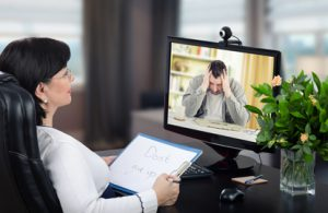 telehealth behavioral medicine visit